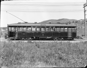 New 1912 Streetcar 206